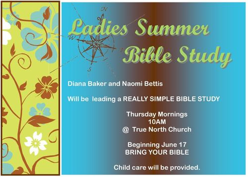 Ladies Summer Bible Study 124