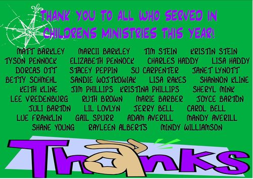 Thank You Wild Side May 2010