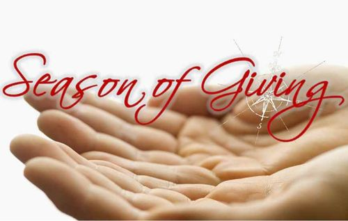 Season of Giving web
