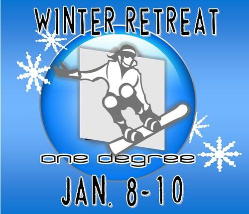 One Degree Winter Retreat 2011 web