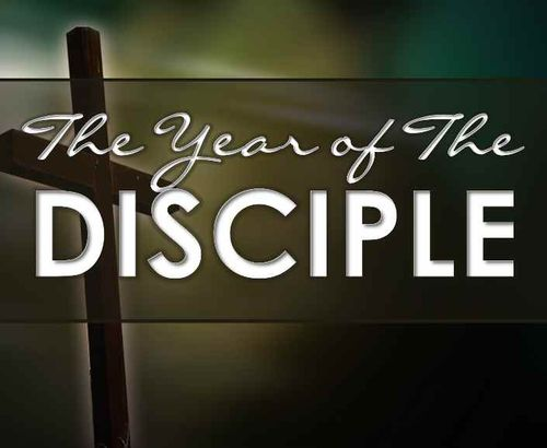 The Year of the Disciple web