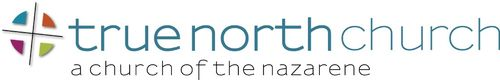 New True North logo with shadow compass web
