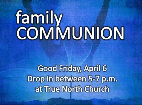 Family communion website info