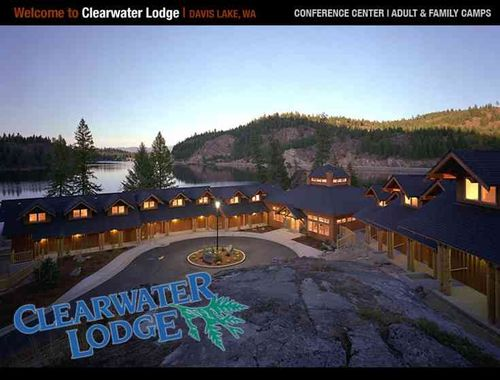 Clearwater Lodge web